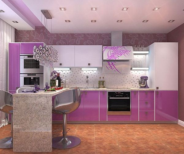 Кухни дизайн фото современные